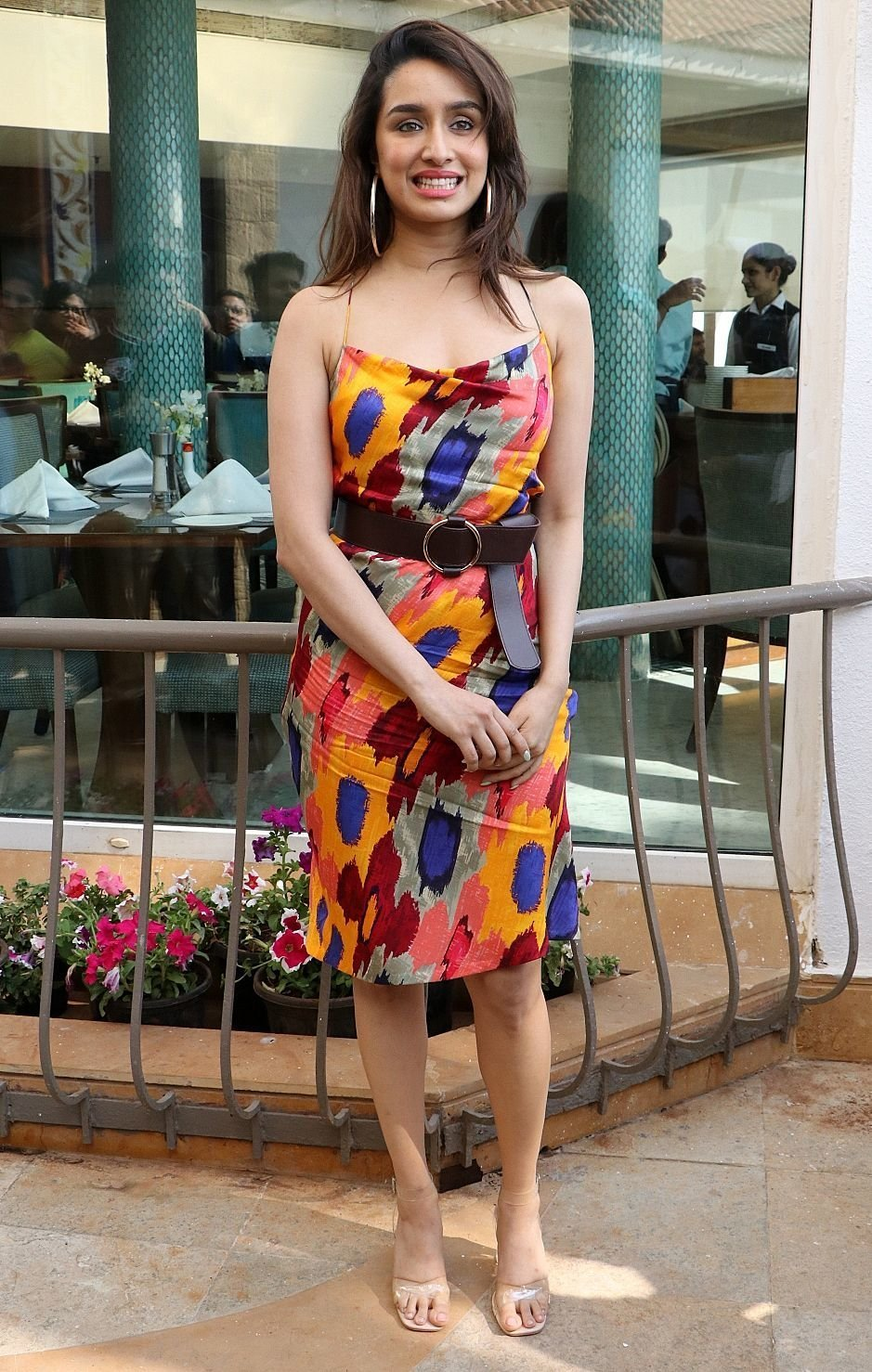 Shraddha Kapoor - Photos: Promotion Of Film Baaghi 3 At Sun N Sand | Picture 1724733
