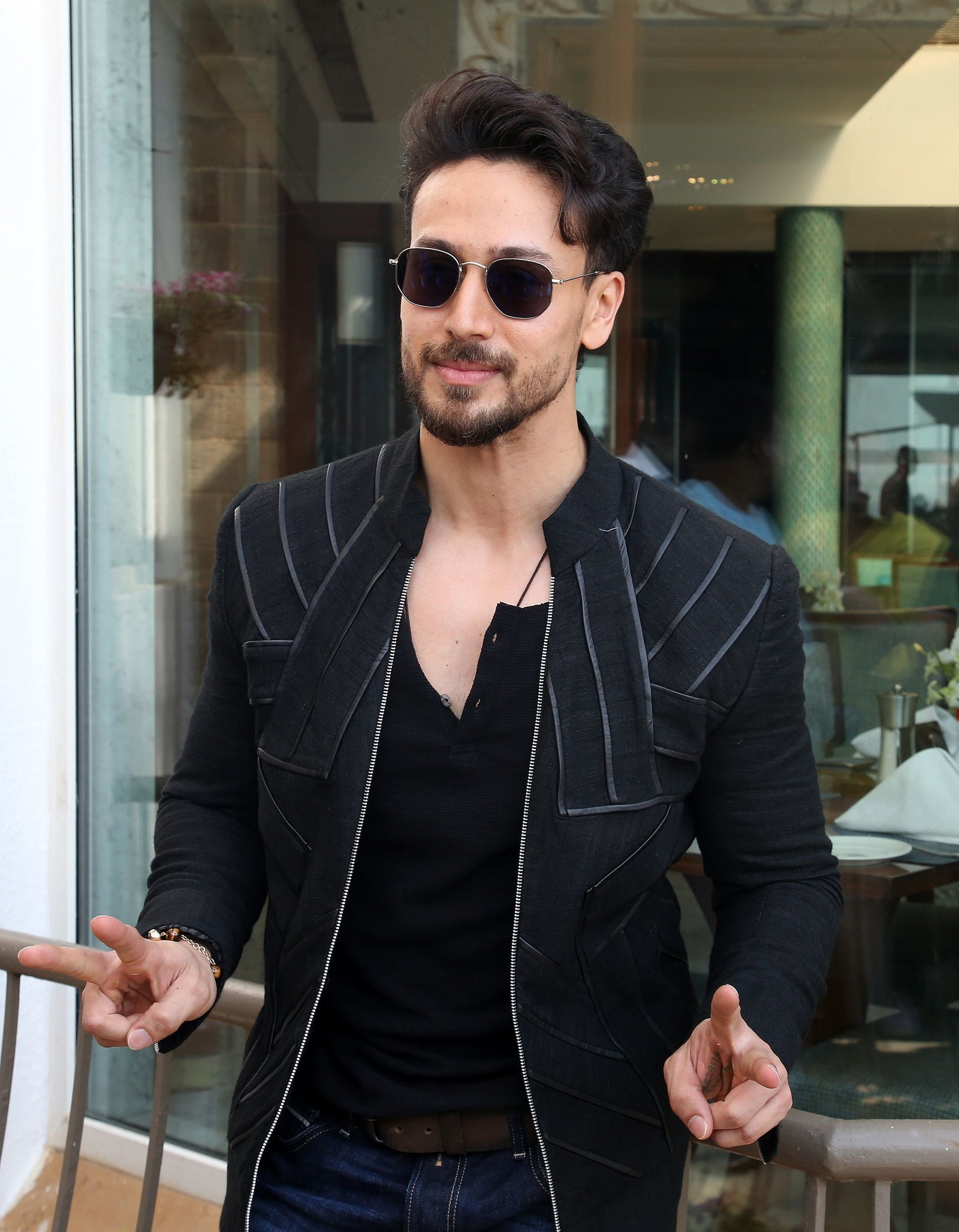 Tiger Shroff - Photos: Promotion Of Film Baaghi 3 At Sun N Sand | Picture 1724724