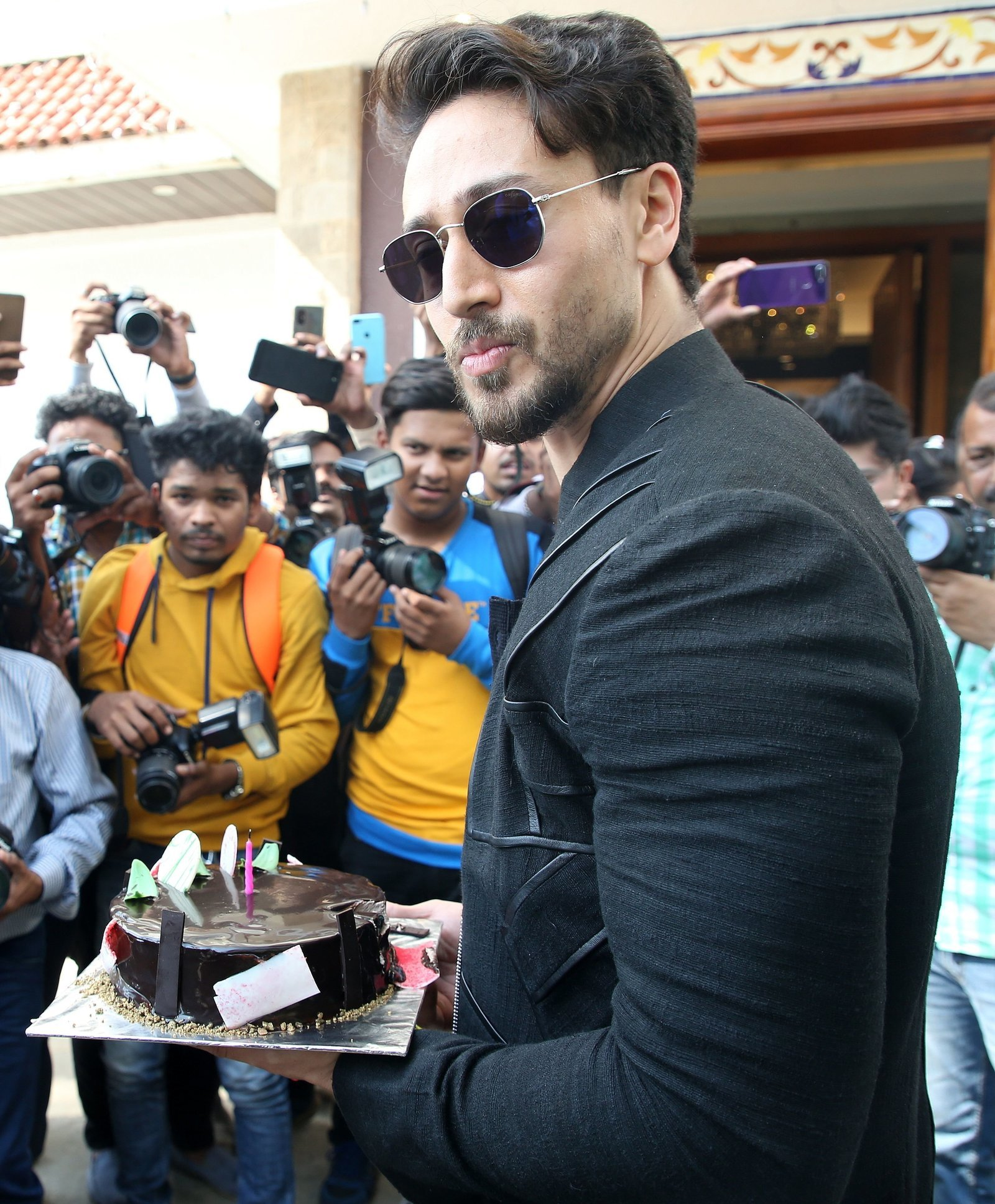 Tiger Shroff - Photos: Promotion Of Film Baaghi 3 At Sun N Sand   Picture 1724723