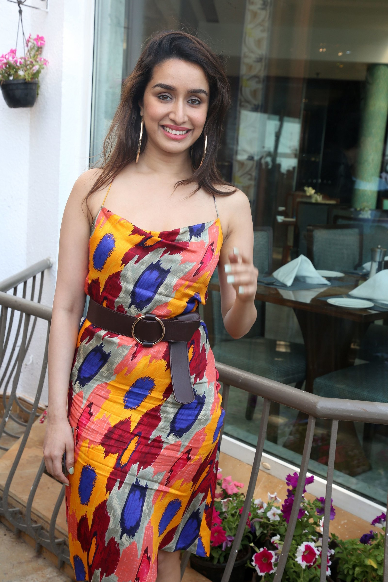 Shraddha Kapoor - Photos: Promotion Of Film Baaghi 3 At Sun N Sand   Picture 1724717