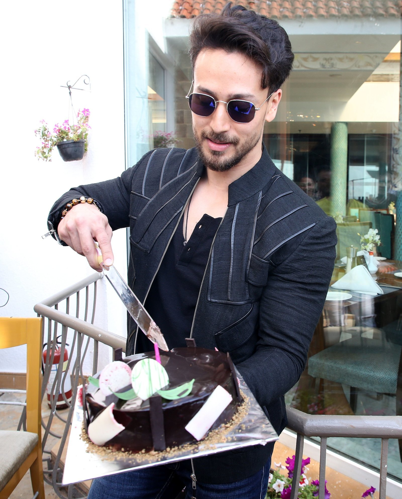 Tiger Shroff - Photos: Promotion Of Film Baaghi 3 At Sun N Sand | Picture 1724722