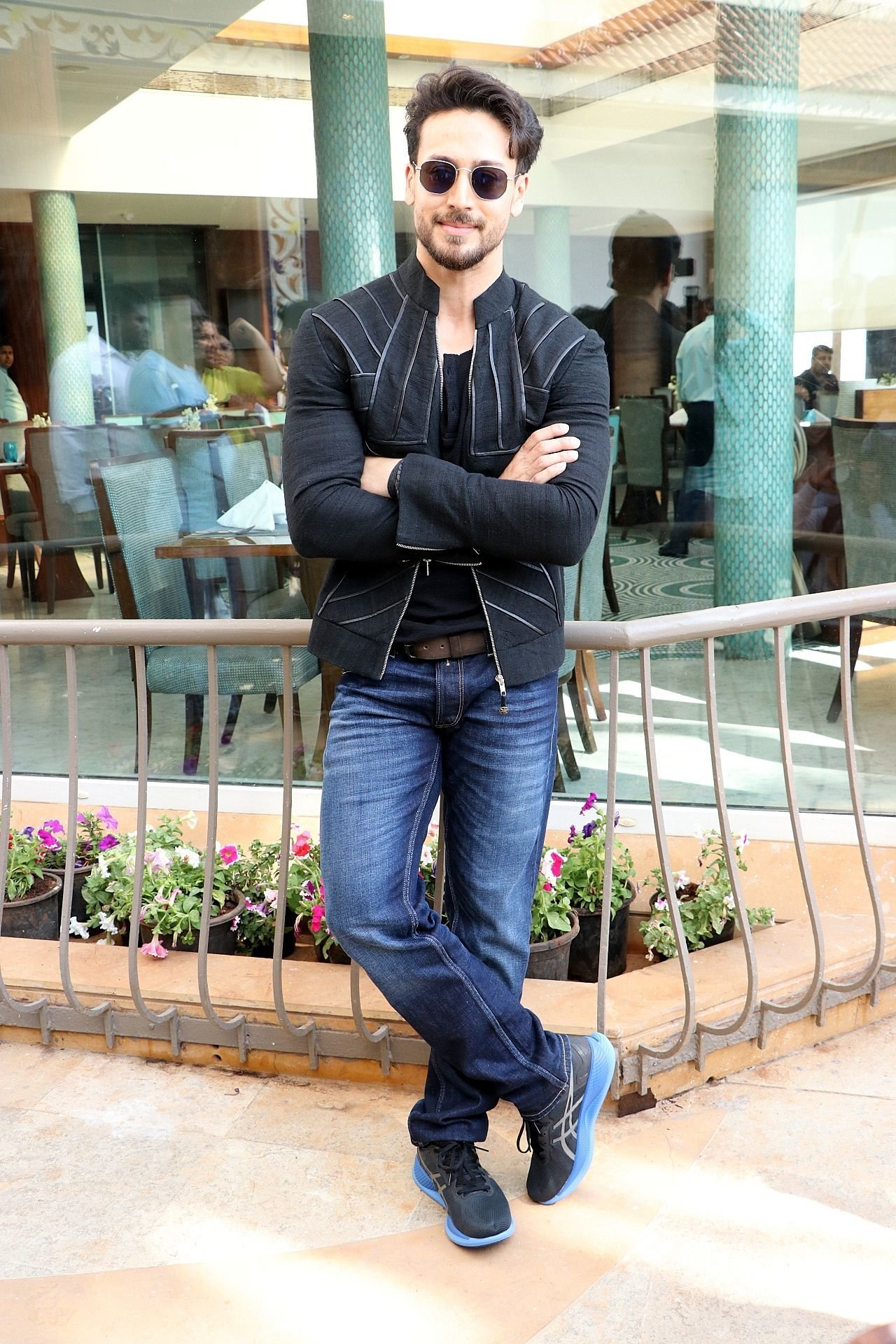 Tiger Shroff - Photos: Promotion Of Film Baaghi 3 At Sun N Sand   Picture 1724730