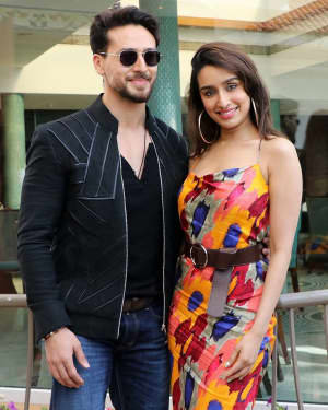 Photos: Promotion Of Film Baaghi 3 At Sun N Sand   Picture 1724736