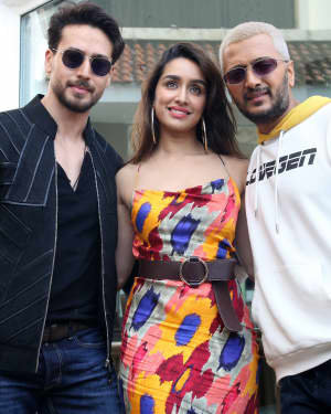 Photos: Promotion Of Film Baaghi 3 At Sun N Sand | Picture 1724726