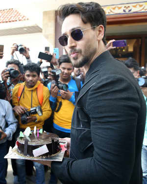 Tiger Shroff - Photos: Promotion Of Film Baaghi 3 At Sun N Sand | Picture 1724723