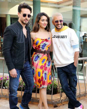 Photos: Promotion Of Film Baaghi 3 At Sun N Sand