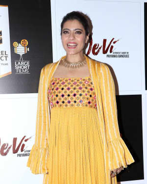 Kajol - Photos: Special Screening Of Film Devi