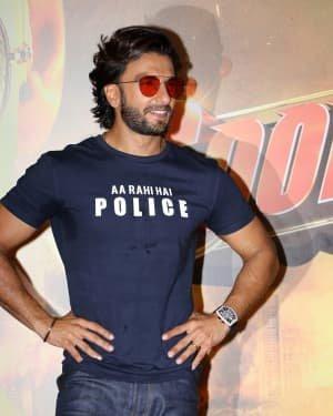 Ranveer Singh - Photos: Trailer Launch Of Film Sooryavanshi | Picture 1724712