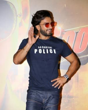 Ranveer Singh - Photos: Trailer Launch Of Film Sooryavanshi | Picture 1724705