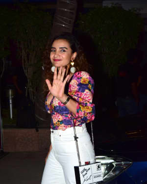 Patralekha - Photos: Wrapup Party Of Film Family Man 2 At Andheri