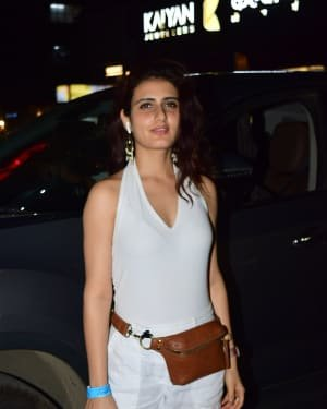 Fatima Sana Shaikh - Photos: Wrapup Party Of Film Family Man 2 At Andheri