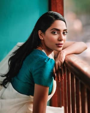 Shobita Dhulipala Latest Photoshoot