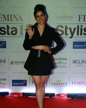 Sanya Malhotra - Photos: Femina Stylista Awards 2020 At Taj Lands End