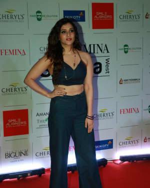 Mannara Chopra - Photos: Femina Stylista Awards 2020 At Taj Lands End