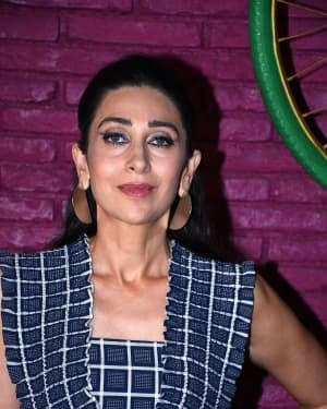 Photos: Karisma Kapoor At The Promotions Of Mental Hood