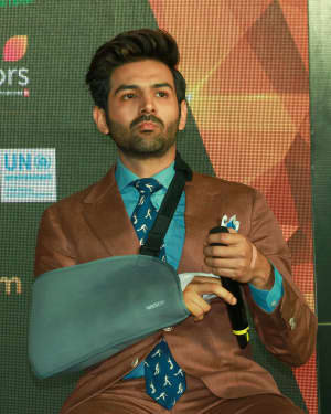 Kartik Aaryan - Photos: Press Conference Of Nexa IIFA Weekend & Awards 2020 | Picture 1725029