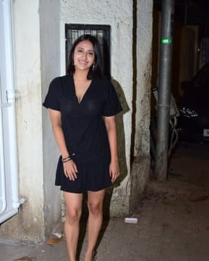 Akansha Ranjan Kapoor - Photos: Screening Of Film Guilty At Sunny Sound Juhu | Picture 1724972
