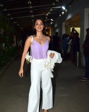Kiara Advani - Photos: Screening Of Film Guilty At Sunny Sound Juhu | Picture 1724990