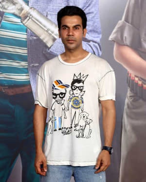 Rajkummar Rao - Photos: Screening Of Film Kaamyaab At Pvr Ecx