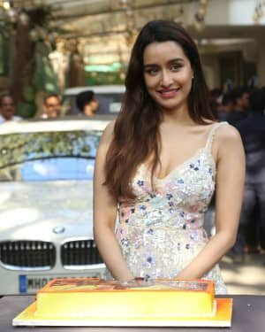Shraddha Kapoor - Photos: Shraddha Kapoor Birthday Celebration & Baaghi 3 Promotions At Sunny Sound | Picture 1724951