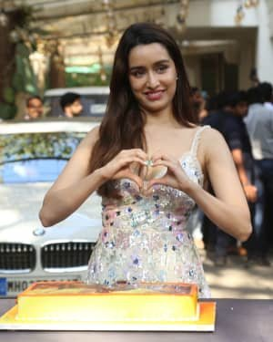 Shraddha Kapoor - Photos: Shraddha Kapoor Birthday Celebration & Baaghi 3 Promotions At Sunny Sound | Picture 1724953