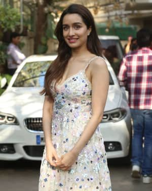 Shraddha Kapoor - Photos: Shraddha Kapoor Birthday Celebration & Baaghi 3 Promotions At Sunny Sound | Picture 1724945