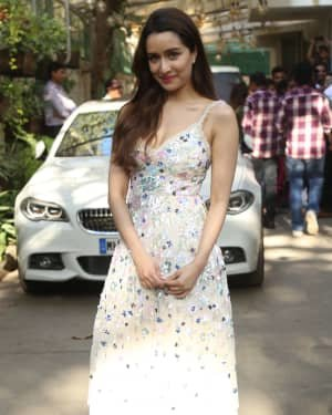 Shraddha Kapoor - Photos: Shraddha Kapoor Birthday Celebration & Baaghi 3 Promotions At Sunny Sound | Picture 1724947