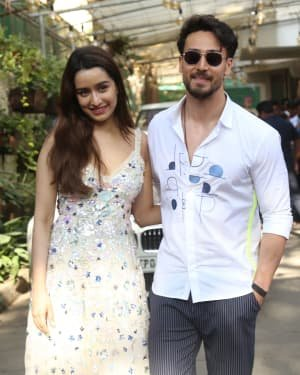 Baaghi 3 - Photos: Shraddha Kapoor Birthday Celebration & Baaghi 3 Promotions At Sunny Sound