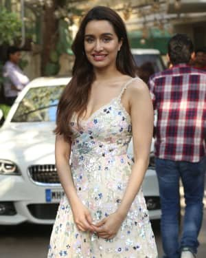 Shraddha Kapoor - Photos: Shraddha Kapoor Birthday Celebration & Baaghi 3 Promotions At Sunny Sound