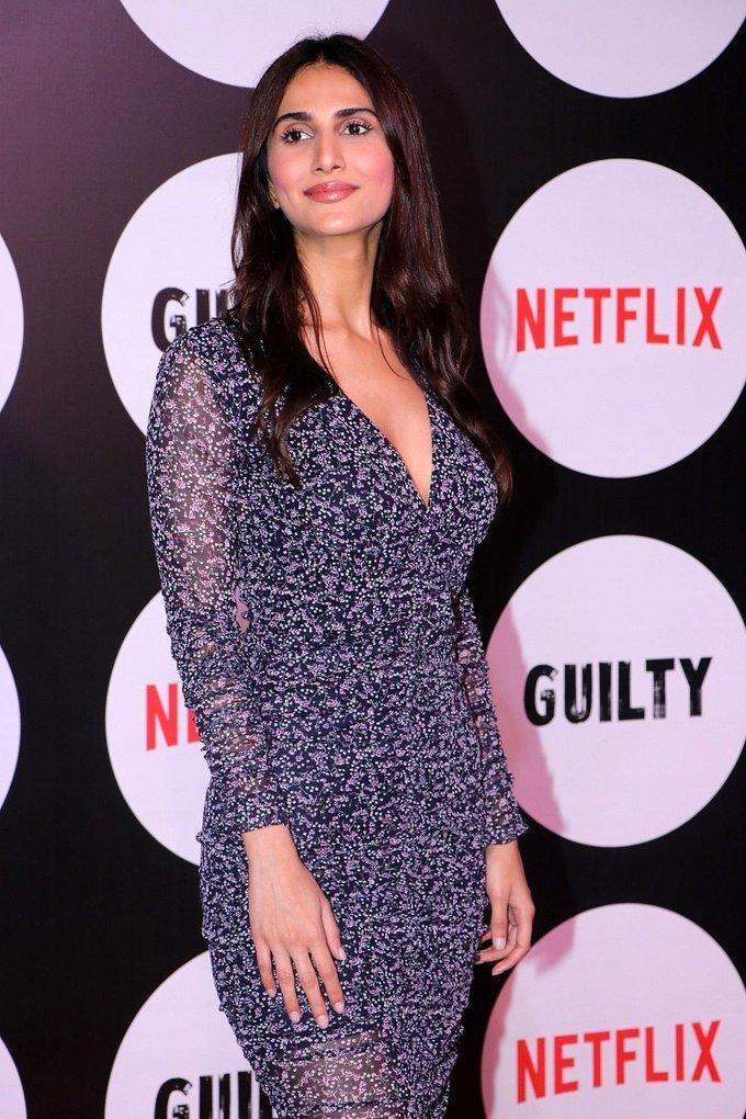 Vaani Kapoor - Photos: Special Screening Of Web Film Guilty | Picture 1725081