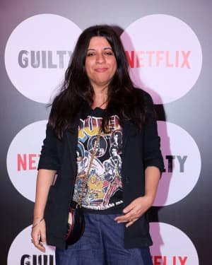 Zoya Akhtar - Photos: Special Screening Of Web Film Guilty | Picture 1725088