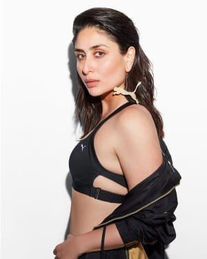 Kareena Kapoor Khan For PUMA Photoshoot