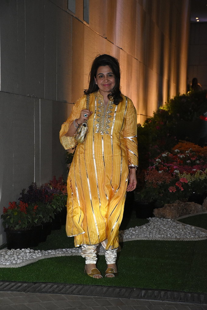 Photos: Isha Ambani's Holi Party At Her Residence In Worli | Picture 1725392