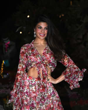 Jacqueline Fernandez - Photos: Isha Ambani's Holi Party At Her Residence In Worli