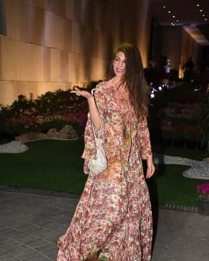 Jacqueline Fernandez - Photos: Isha Ambani's Holi Party At Her Residence In Worli | Picture 1725351