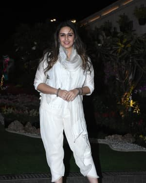 Huma Qureshi - Photos: Isha Ambani's Holi Party At Her Residence In Worli | Picture 1725441