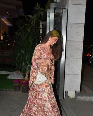 Jacqueline Fernandez - Photos: Isha Ambani's Holi Party At Her Residence In Worli | Picture 1725352