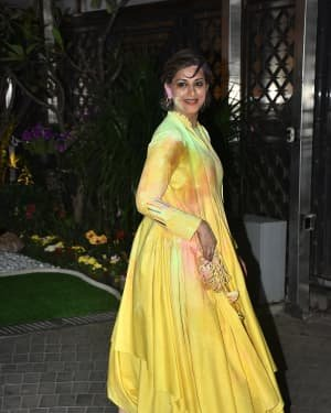 Sonali Bendre - Photos: Isha Ambani's Holi Party At Her Residence In Worli | Picture 1725349