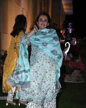 Photos: Isha Ambani's Holi Party At Her Residence In Worli | Picture 1725393