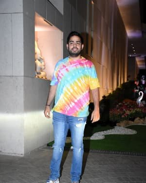 Photos: Isha Ambani's Holi Party At Her Residence In Worli