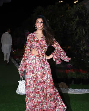 Jacqueline Fernandez - Photos: Isha Ambani's Holi Party At Her Residence In Worli | Picture 1725354