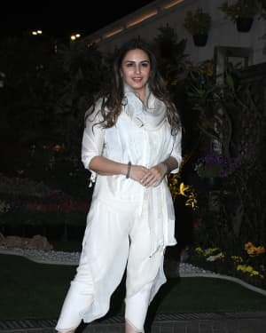Huma Qureshi - Photos: Isha Ambani's Holi Party At Her Residence In Worli