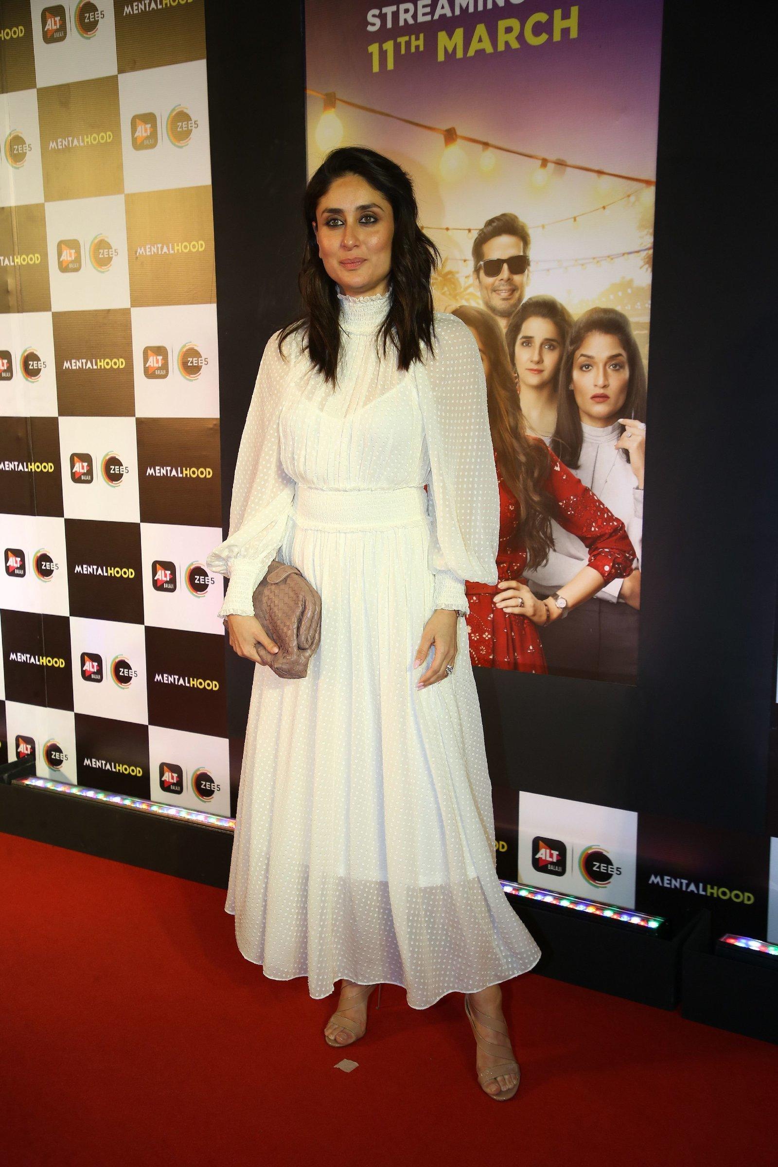 Kareena Kapoor - Photos: Screening Of Web Series Mentalhood   Picture 1725593