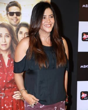 Ekta Kapoor - Photos: Screening Of Web Series Mentalhood