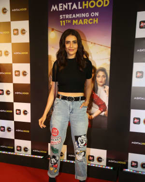 Karishma Tanna - Photos: Screening Of Web Series Mentalhood | Picture 1725640