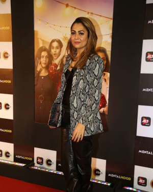 Amrita Arora - Photos: Screening Of Web Series Mentalhood | Picture 1725600