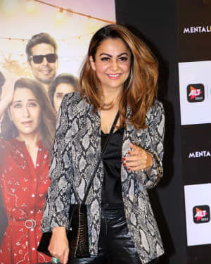 Amrita Arora - Photos: Screening Of Web Series Mentalhood
