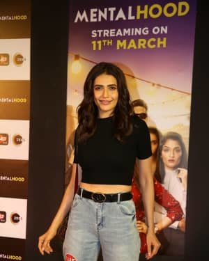 Karishma Tanna - Photos: Screening Of Web Series Mentalhood | Picture 1725641