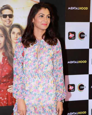 Sriti Jha - Photos: Screening Of Web Series Mentalhood
