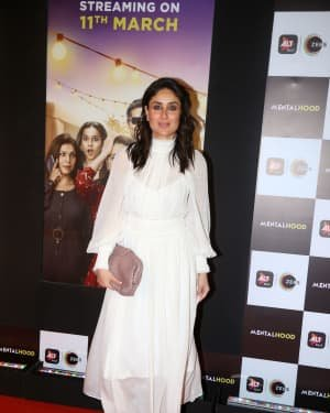 Kareena Kapoor - Photos: Screening Of Web Series Mentalhood | Picture 1725726